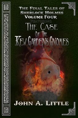 Little, John A. - The Final Tales Of Sherlock Holmes - Volume 4, ebook