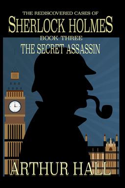 Hall, Arthur - The Secret Assassin, ebook