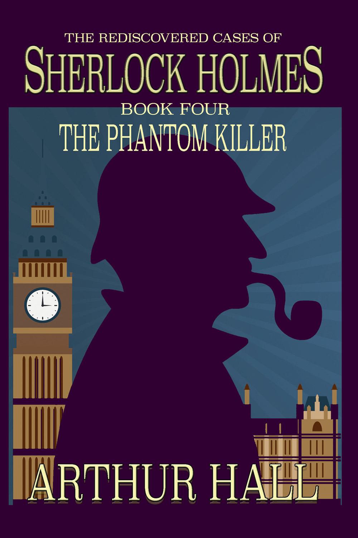 Hall, Arthur - The Phantom Killer, ebook