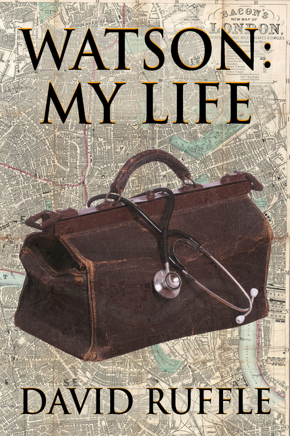 Ruffle, David - Watson: My Life, ebook