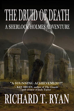 Ryan, Richard T - The Druid of Death - A Sherlock Holmes Adventure, e-bok