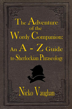 Vaughan, Nicko - The Adventure of the Wordy Companion, ebook