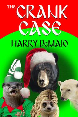 DeMaio, Harry - The Crank Case, ebook
