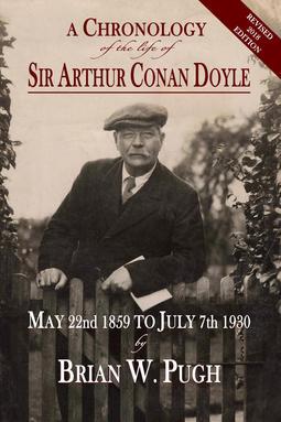 Pugh, Brian W. - A Chronology of the Life of Sir Arthur Conan Doyle, ebook