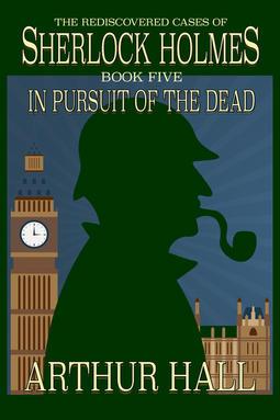 Hall, Arthur - In Pursuit of the Dead, ebook