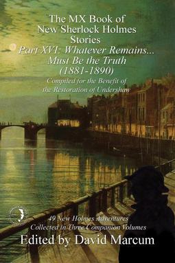 Marcum, David - The MX Book of New Sherlock Holmes Stories - Part XVI, e-bok