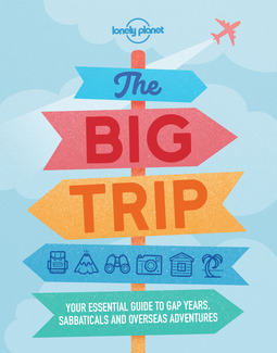 Planet, Lonely - The Big Trip, ebook