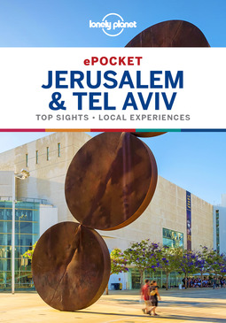Grosberg, Michael - Lonely Planet Pocket Jerusalem & Tel Aviv, ebook