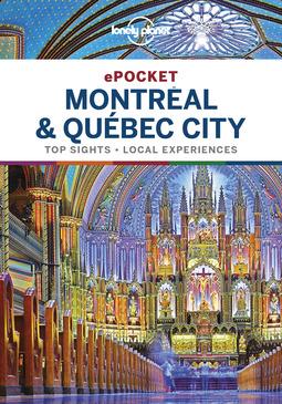 Fallon, Steve - Lonely Planet Pocket Montreal & Quebec City, ebook