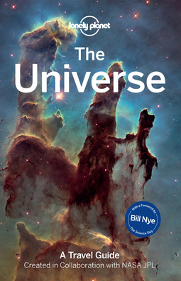 Planet, Lonely - The Universe, ebook
