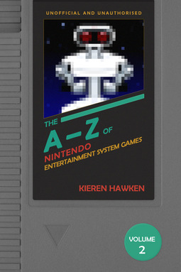 Hawken, Kieren - The A-Z of NES Games: Volume 2, e-kirja