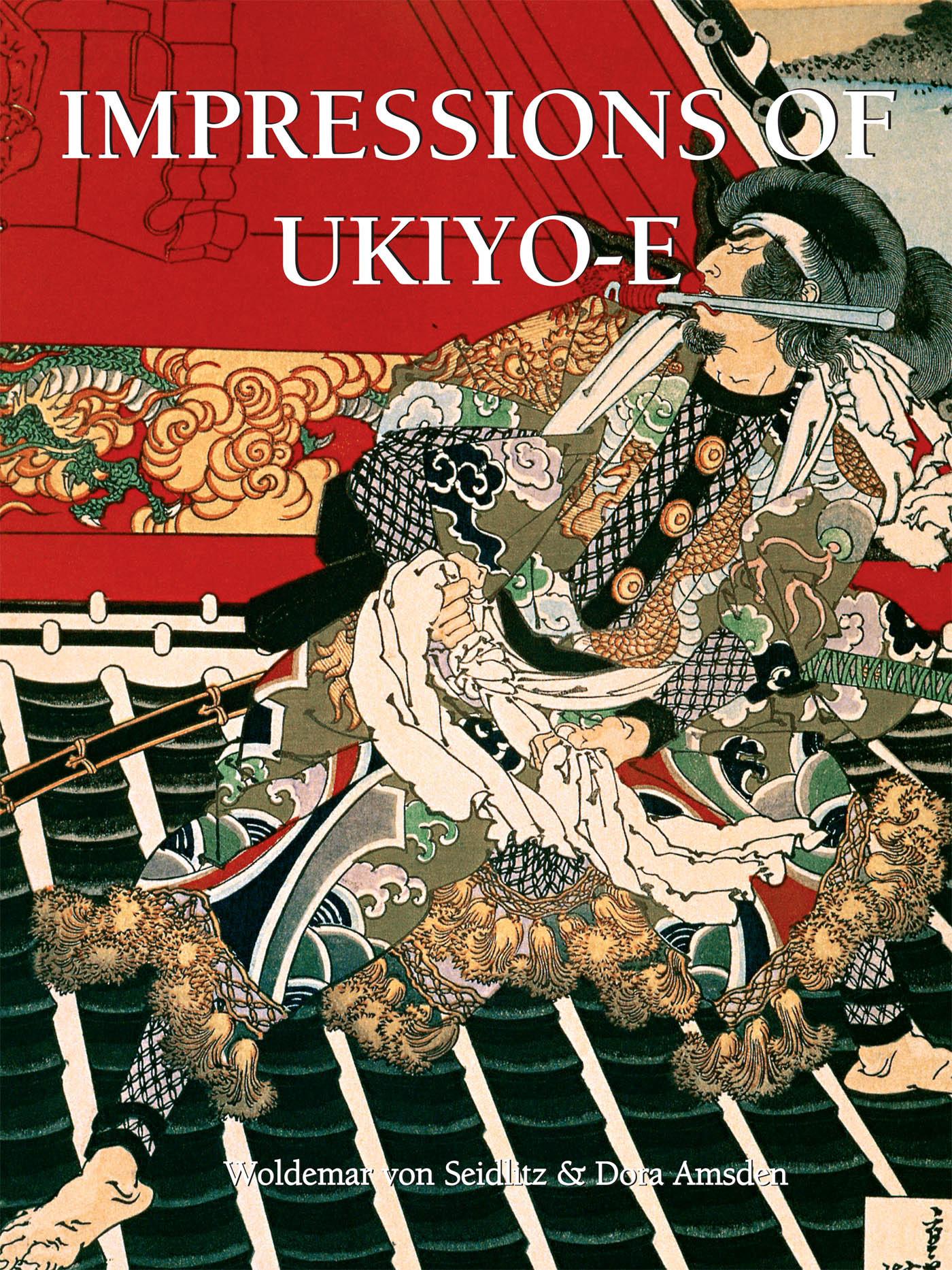 Amsden, Dora - Impressions of Ukiyo-E, ebook