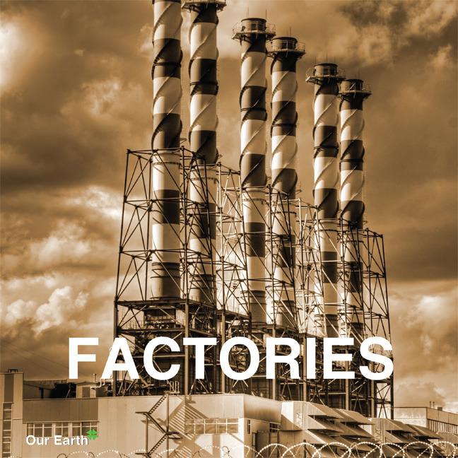 Charles, Victoria - Factories, ebook