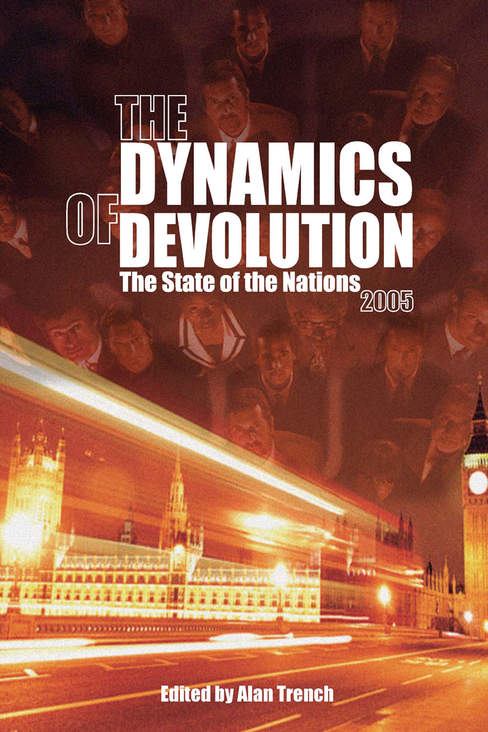 Trench, Alan - The Dynamics of Devolution, ebook