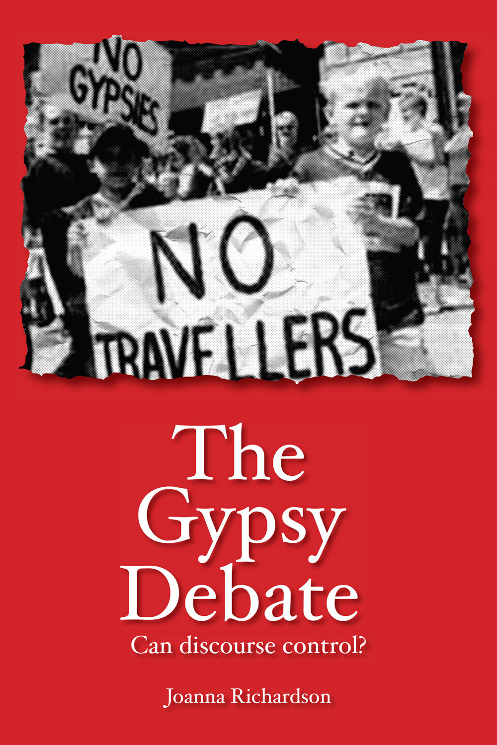Richardson, Joanna - The Gypsy Debate, ebook
