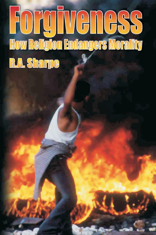 Sharpe, R.A. - Forgiveness, ebook