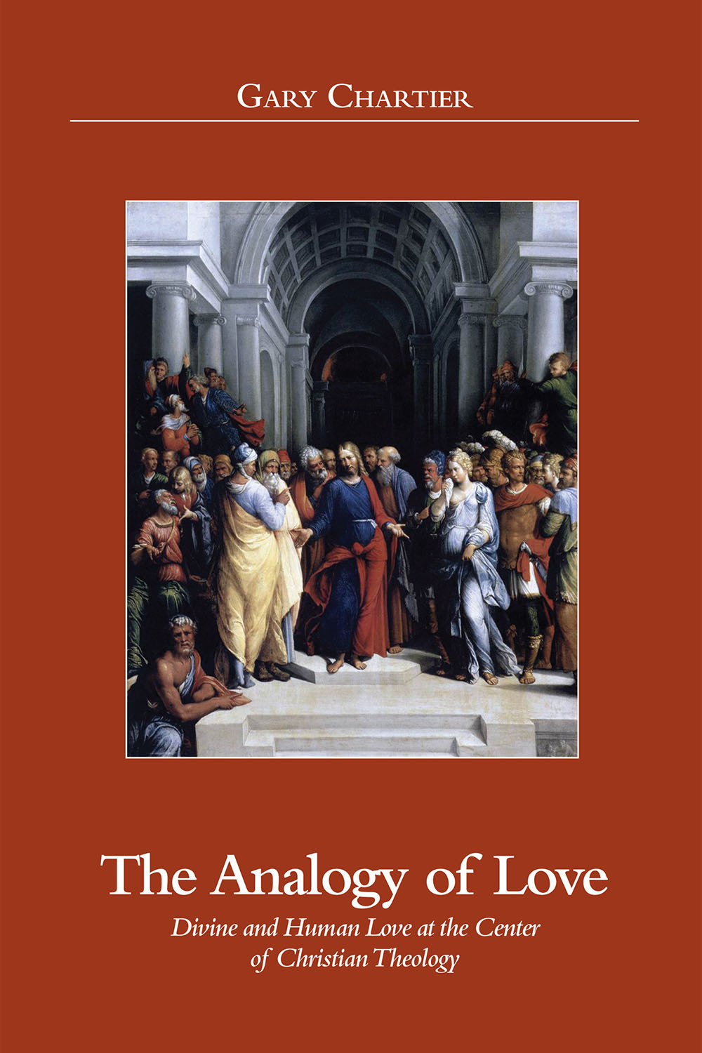 Chartier, Gary - The Analogy of Love, ebook