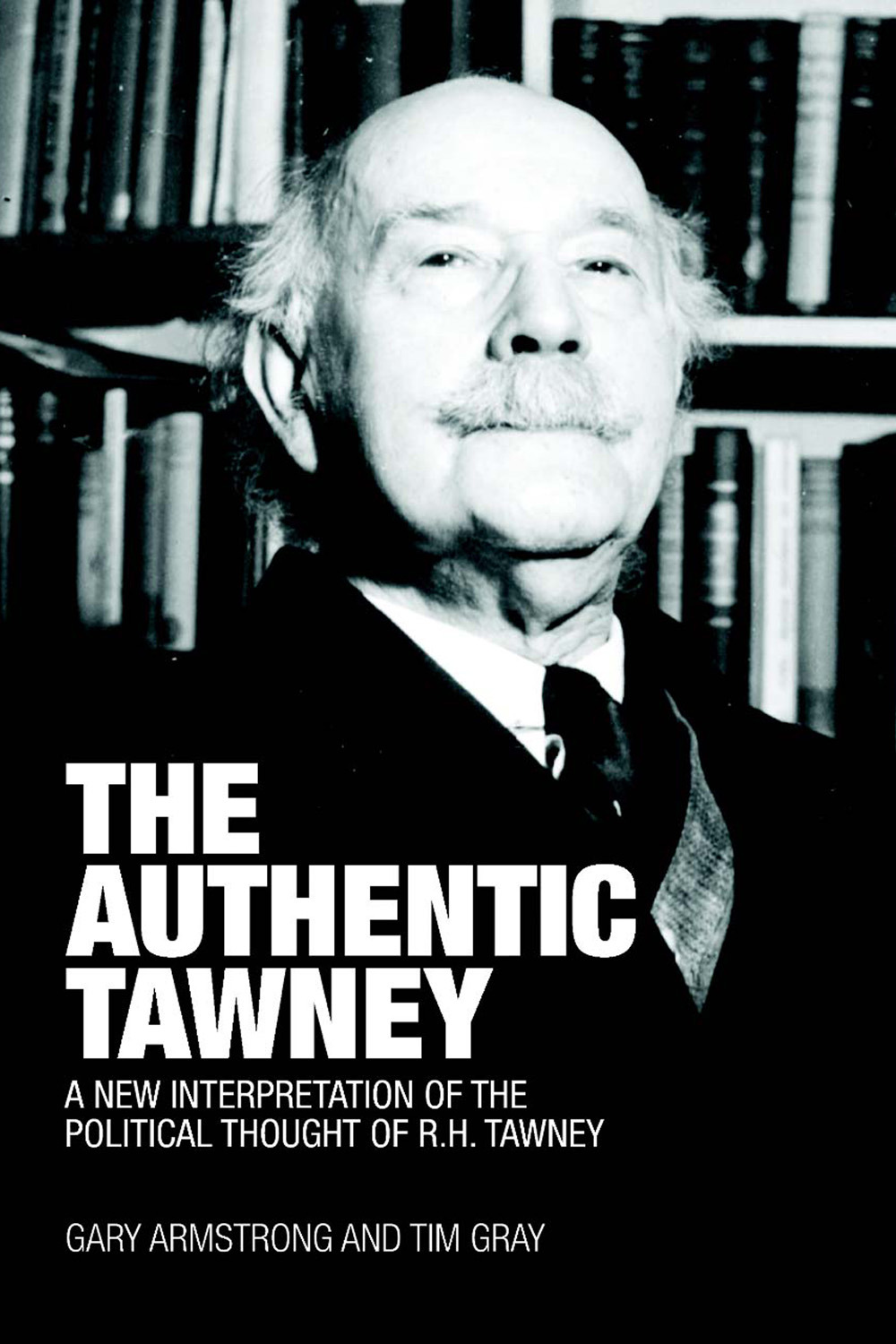 Armstrong, Gary - The Authentic Tawney, ebook