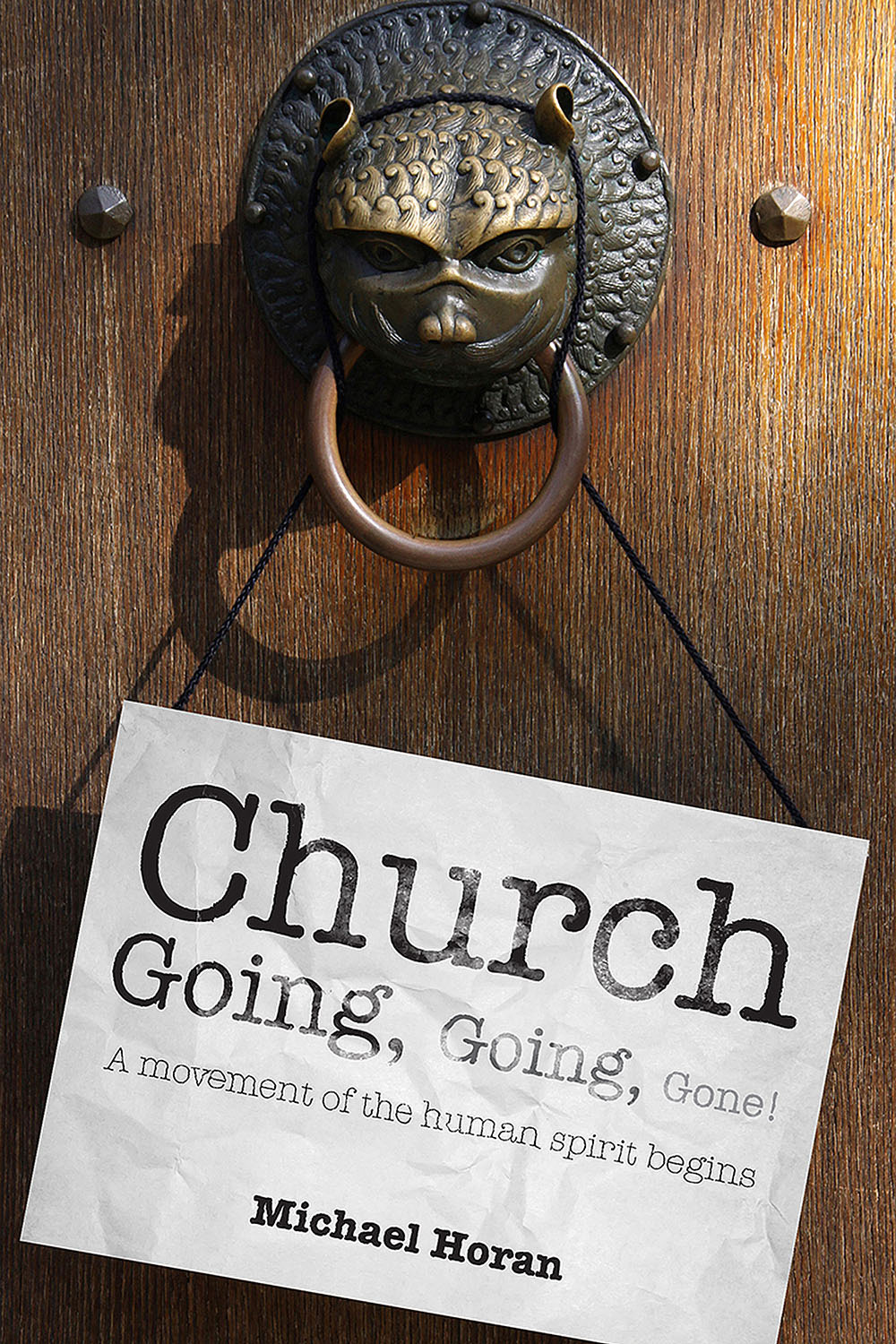 Horan, Michael - Church-going, Going, Gone!, ebook