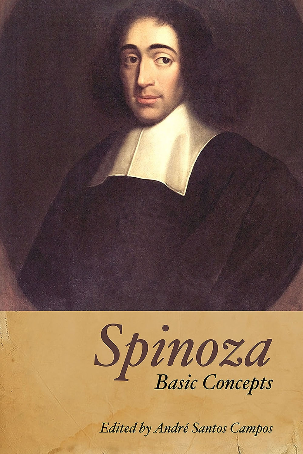 Campos, Andre Santos - Spinoza, ebook