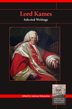 Rahmatian, Andreas - Lord Kames: Selected Writings, ebook