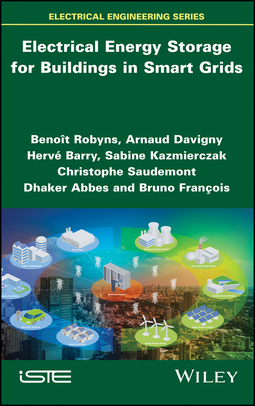 Abbes, Dhaker - Electrical Energy Storage for Buildings in Smart Grids, ebook