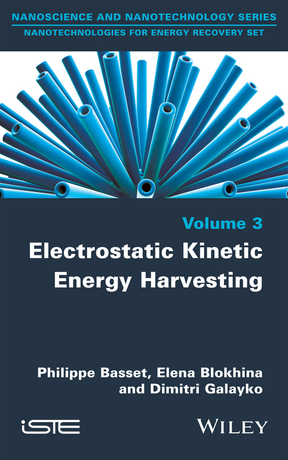 Basset, Philippe - Electrostatic Kinetic Energy Harvesting, ebook