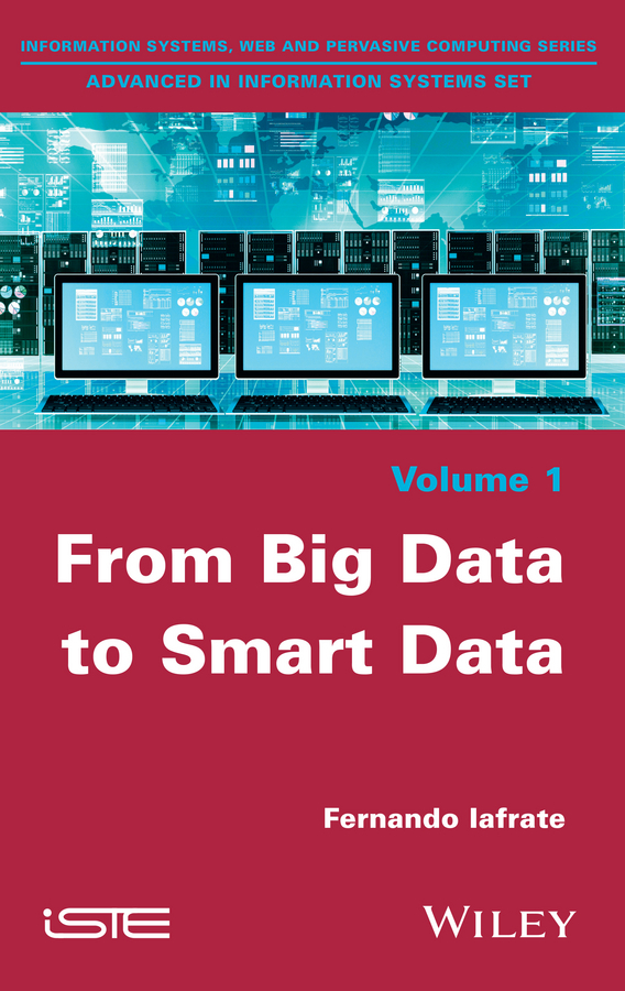 Iafrate, Fernando - From Big Data to Smart Data, ebook