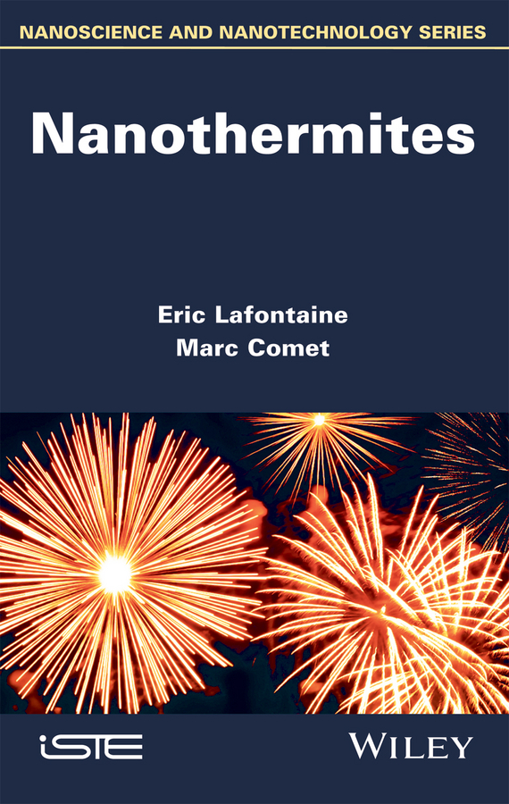Comet, Marc - Nanothermites, ebook