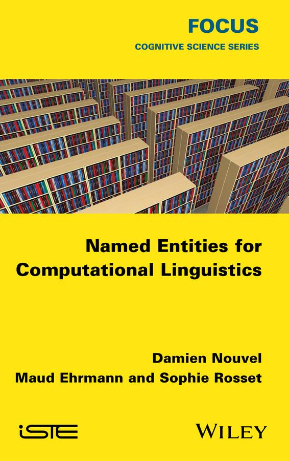 Ehrmann, Maud - Named Entities for Computational Linguistics, ebook