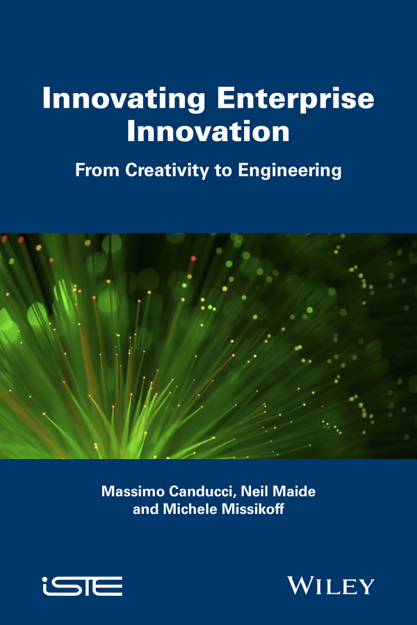 Canducci, Massimo - Enterprise Innovation: From Creativity to Engineering, ebook