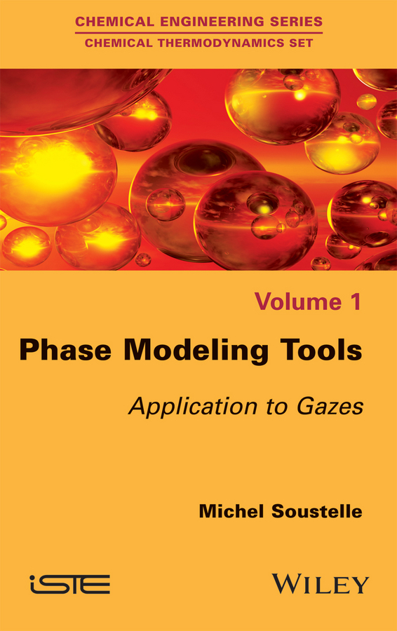 Soustelle, Michel - Phase Modeling Tools: Applications to Gases, ebook