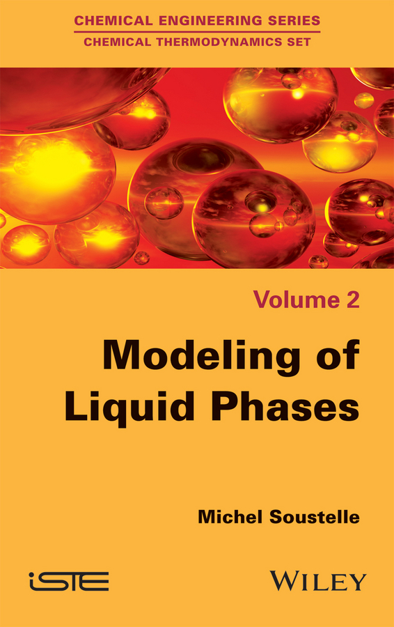 Soustelle, Michel - Modeling of Liquid Phases, ebook