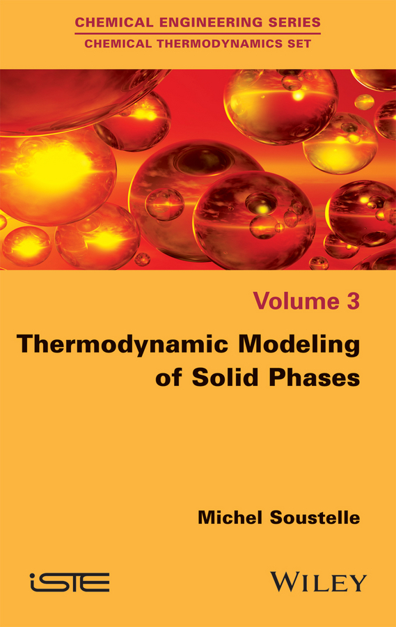 Soustelle, Michel - Thermodynamic Modeling of Solid Phases, ebook