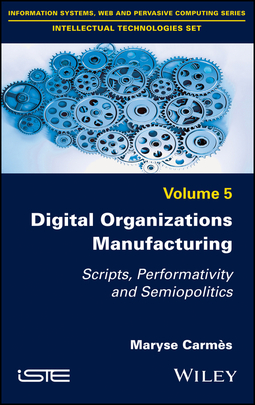 Carmès, Maryse - Digital Organizations Manufacturing: Scripts, Performativity and Semiopolitics, ebook