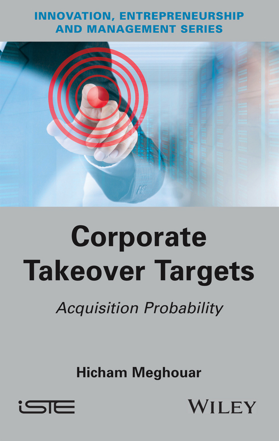 Meghouar, Hicham - Corporate Takeover Targets: Acquisition Probability, ebook