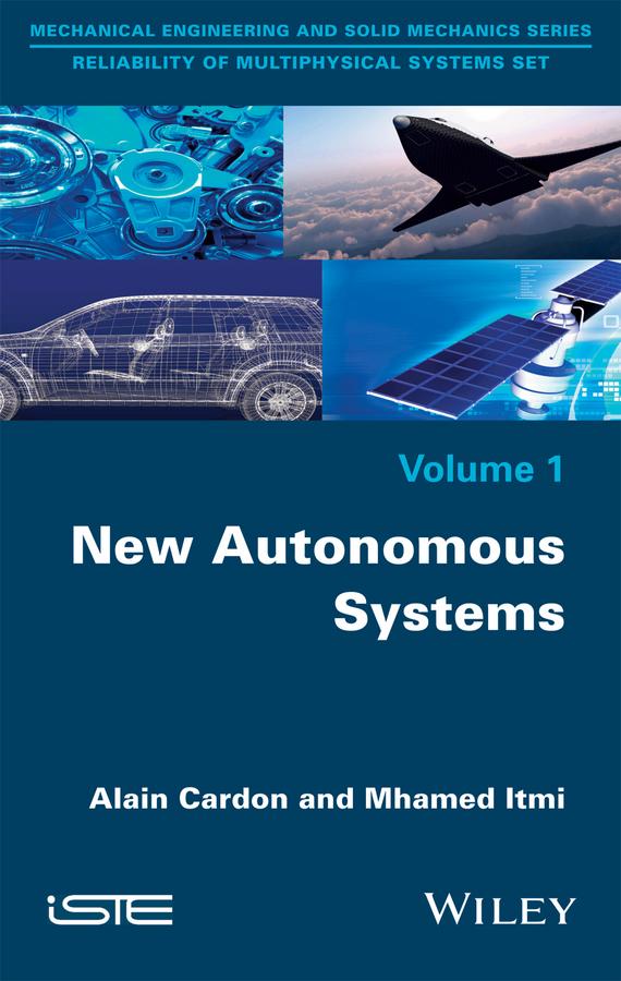 Cardon, Alain - New Autonomous Systems, ebook