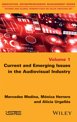 Herrero, Mónica - Current and Emerging Issues in the Audiovisual Industry, ebook