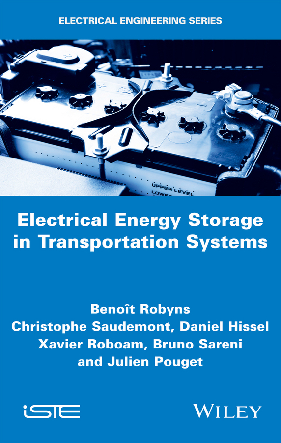 Hissel, Daniel - Electrical Energy Storage in Transportation Systems, ebook