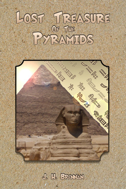 Brennan, Herbie - EgyptQuest - The Lost Treasure of The Pyramids, ebook