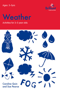 Quin, Caroline - Weather (Activities for 3–5 Year Olds), ebook