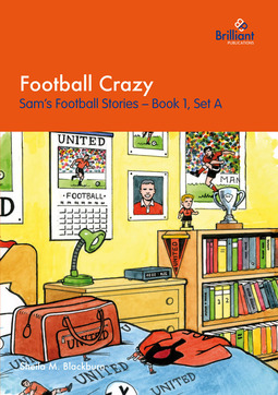 Blackburn, Sheila - Football Crazy, ebook