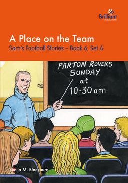 Blackburn, Sheila - A Place on the Team, ebook