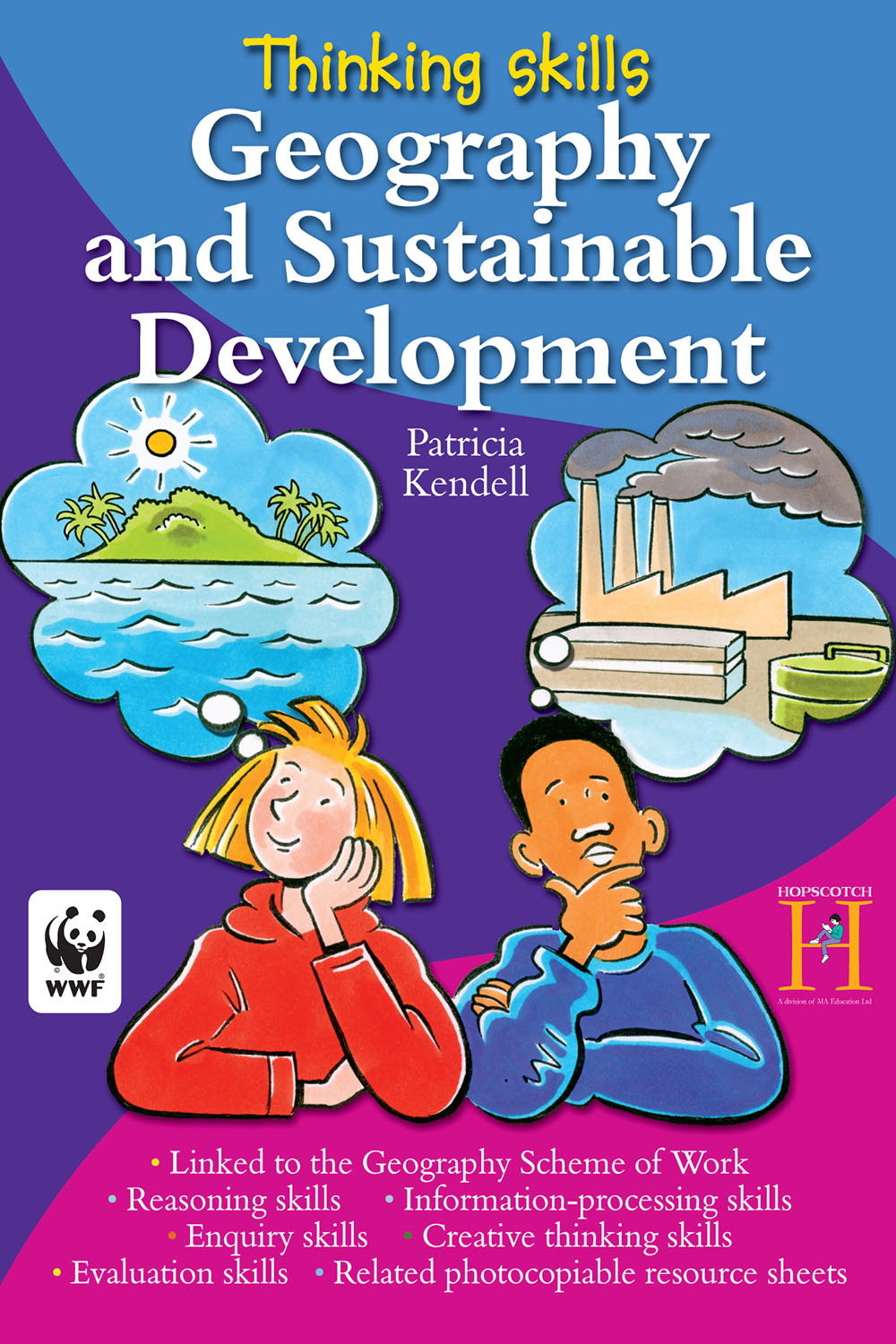 Kendell, Patricia - Thinking Skills - Geography and Sustainable Development, ebook