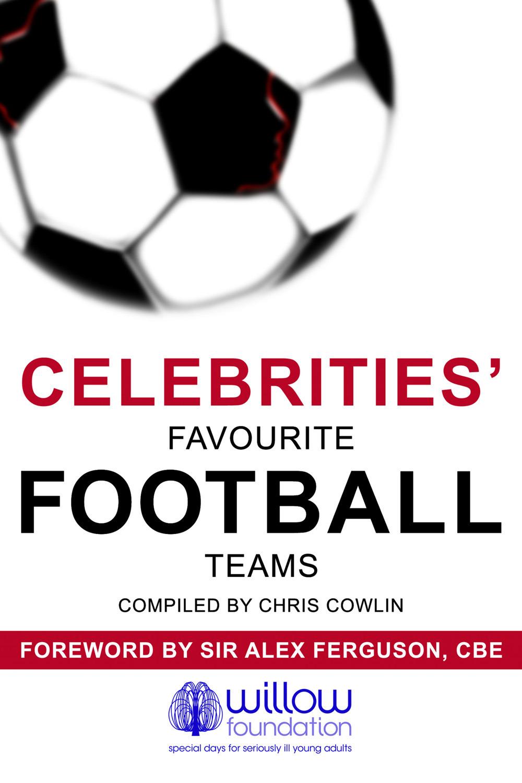 Cowlin, Chris - Celebrities' Favourite Football Teams, e-bok
