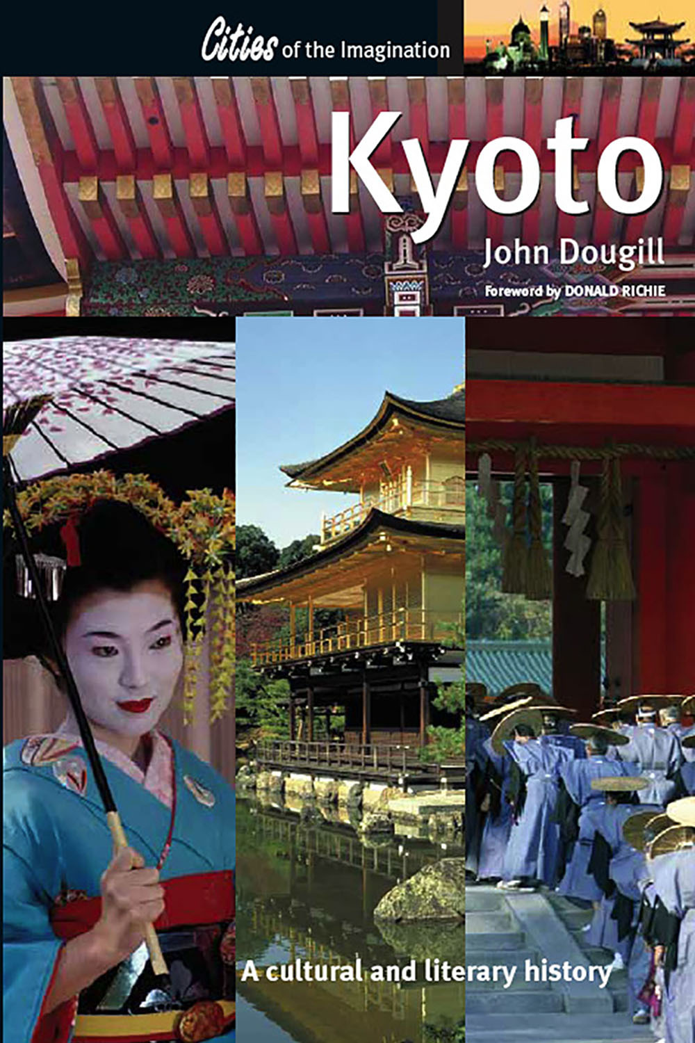 Dougill, John - Kyoto, ebook
