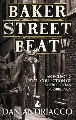 Andriacco, Dan - Baker Street Beat, e-kirja