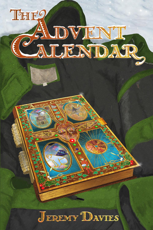 Davies, Jeremy - The Advent Calendar, ebook