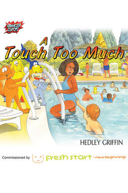 Griffin, Hedley - A Touch Too Much, ebook