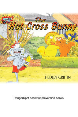 Griffin, Hedley - The Hot Cross Bunny, ebook